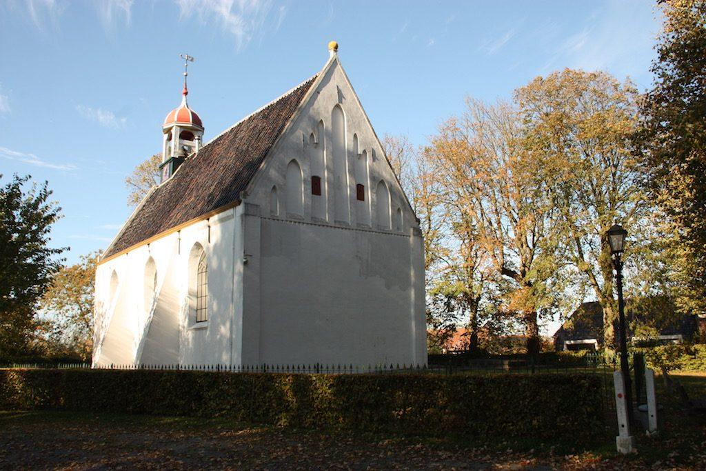 kerk Breede achterzijde