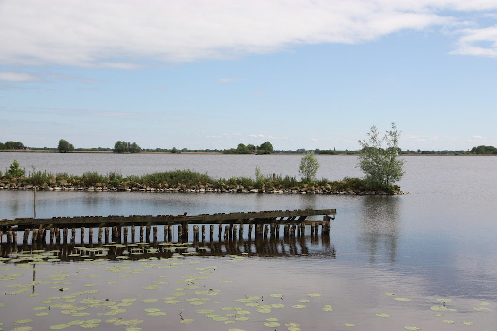 Zicht op Schildmeer